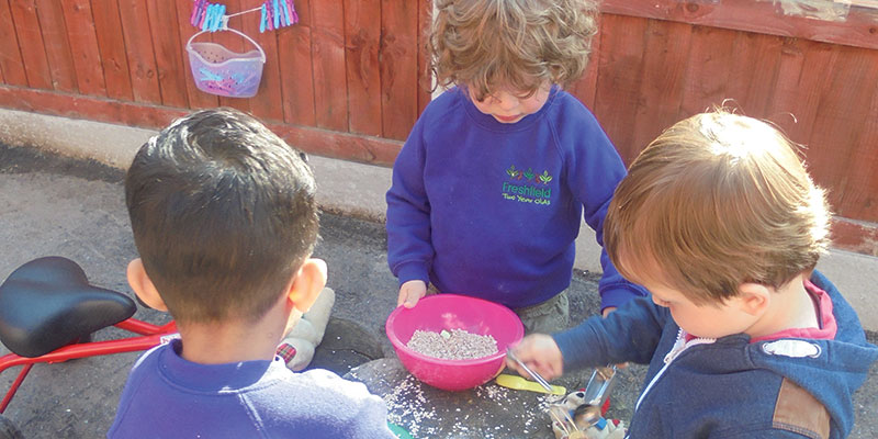 Freshfield 2 Year Olds Nursery